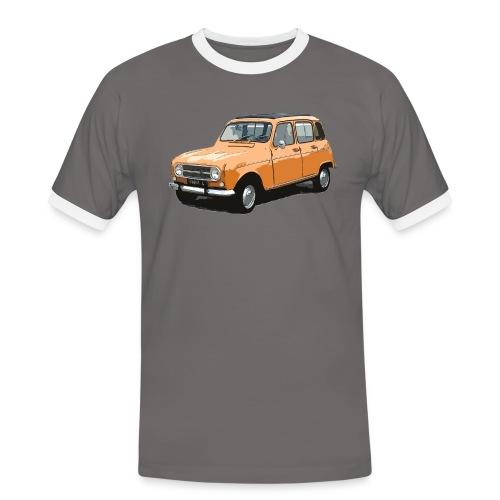 My Fashion 4l - T-shirt contrasté Homme