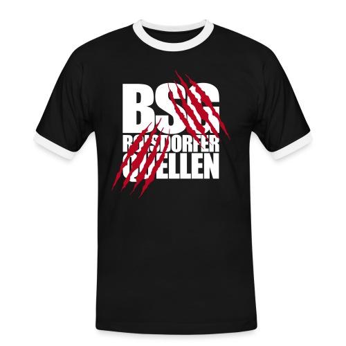 kralle - Männer Kontrast-T-Shirt