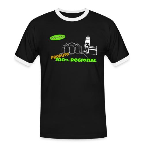 Dark City Gates - Men's Ringer Shirt