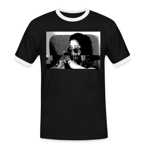 Santa biblia - Camiseta contraste hombre