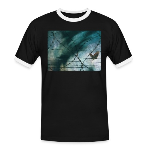 № 99 [libertatem] - Men's Ringer Shirt