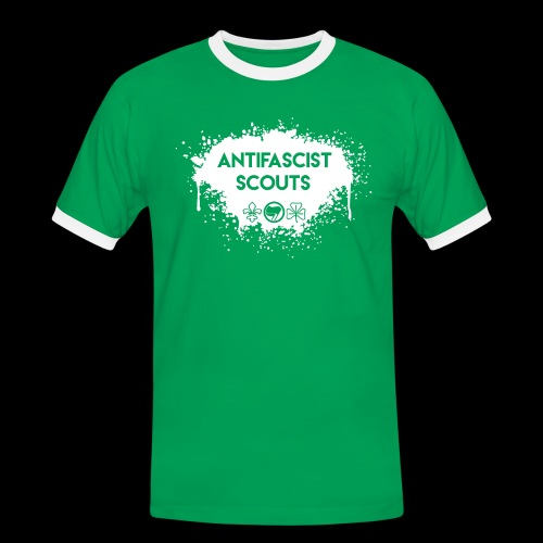 Antifascist Scouts - Men's Ringer Shirt