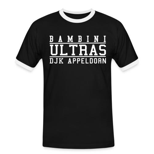 Bambini Ultras - Männer Kontrast-T-Shirt
