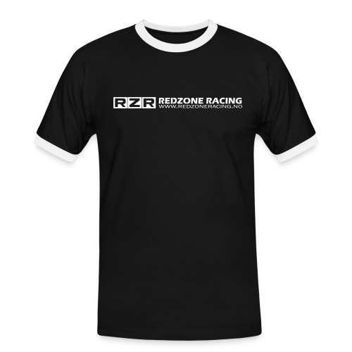 RZR URL19 - Kontrast-T-skjorte for menn