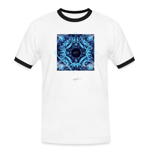 klypso - T-shirt contrasté Homme