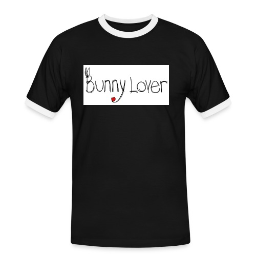 Bunny Lover - Men's Ringer Shirt