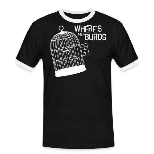 Where s The Burds - Men's Ringer Shirt