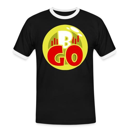Bovago - Mannen contrastshirt