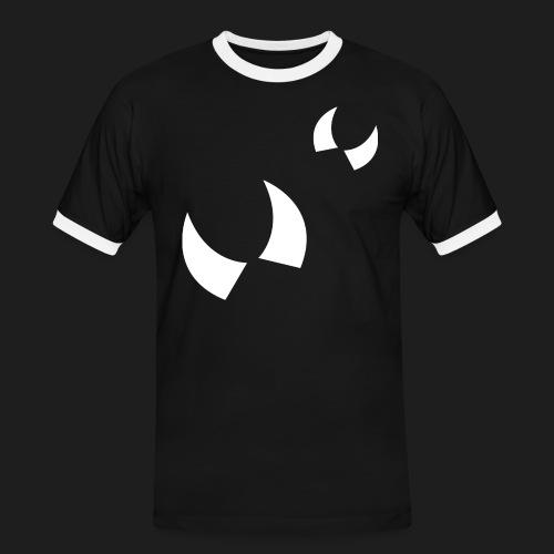 BEETROOTS MASK - Maglietta Contrast da uomo