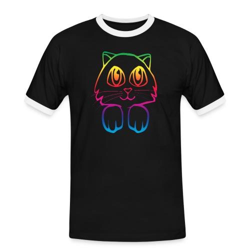 rainbow_pussy - Men's Ringer Shirt