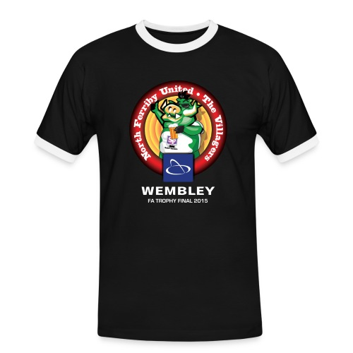 NFU Wembley T-Shirt-REV - Men's Ringer Shirt