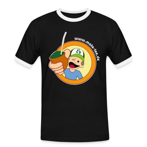 diegomatedomain - Männer Kontrast-T-Shirt
