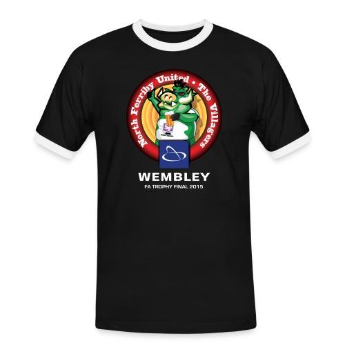 NFU Wembley T-Shirt-REV - Men's Ringer Shirt