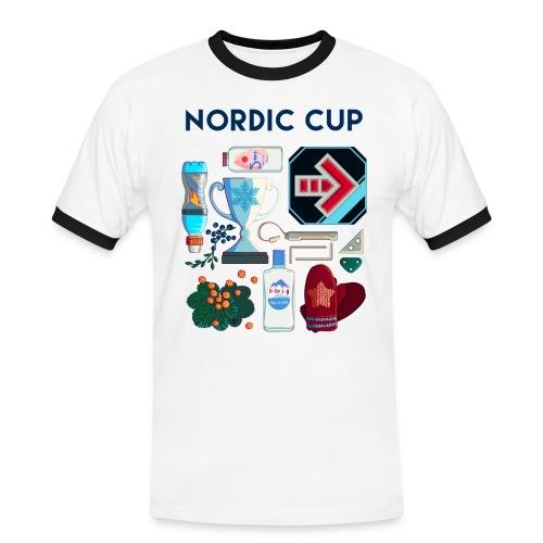 Nordic 2018 - Miesten kontrastipaita