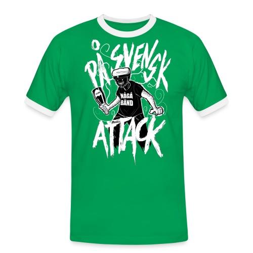 På Svenska Tack - Men's Ringer Shirt