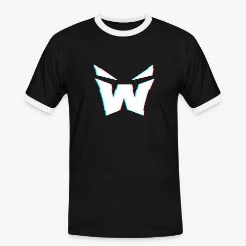 MAN'S VORTEX DESIGN - Men's Ringer Shirt