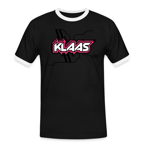 klaasshirt2013joegnarly - Men's Ringer Shirt