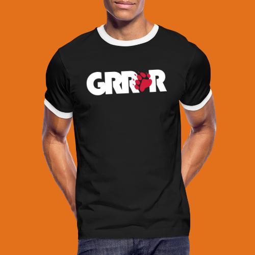 grrr2011 - Men's Ringer Shirt