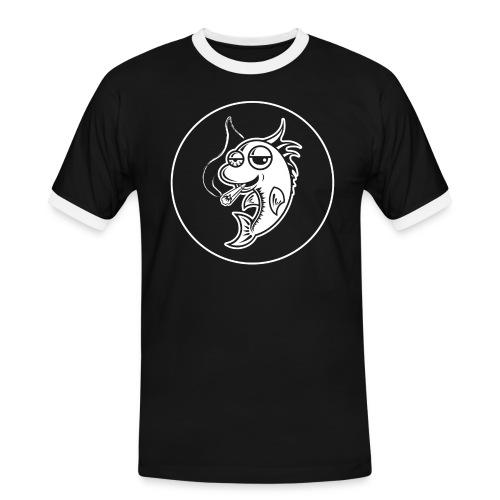 Smoked Salmon - Camiseta contraste hombre