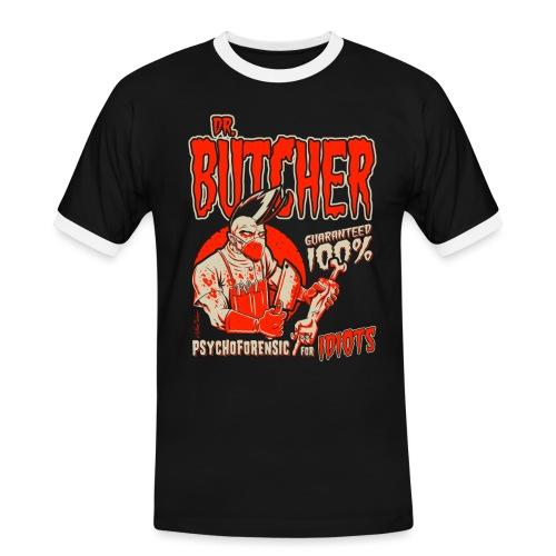 Dr. Butcher 2 - Camiseta contraste hombre