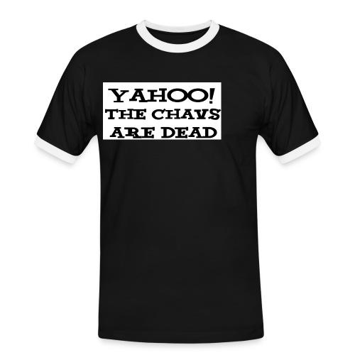 Yahoo - Men's Ringer Shirt
