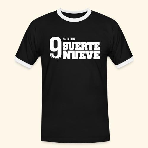 Logo Suerte - T-shirt contrasté Homme