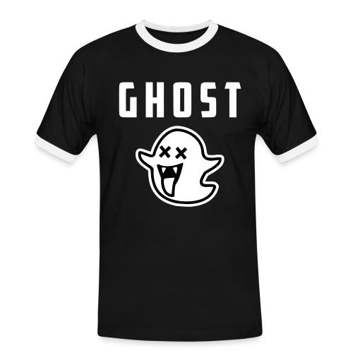 0001projghost2 - T-shirt contrasté Homme