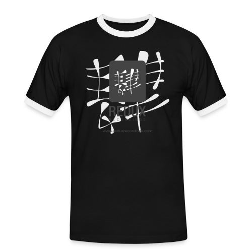 tshirt reduxrecordings png - Men's Ringer Shirt