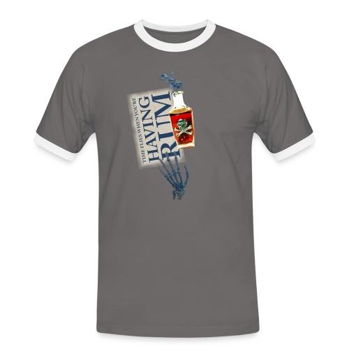 Rum needs - Men's Ringer Shirt