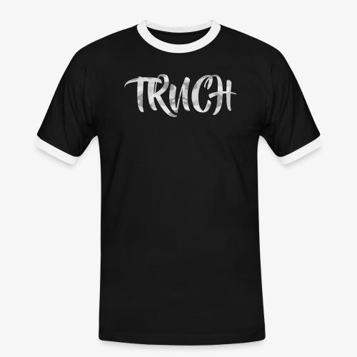 CamoWhite png - Men's Ringer Shirt