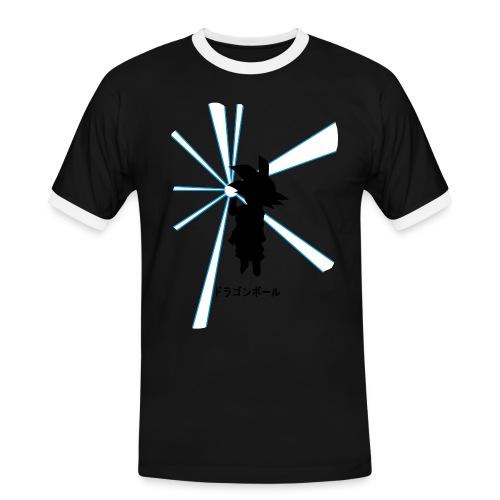 tshirt1 - T-shirt contrasté Homme