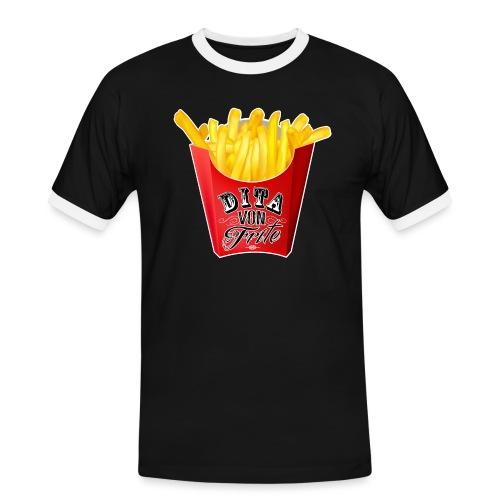 Dita Von Frites - Men's Ringer Shirt