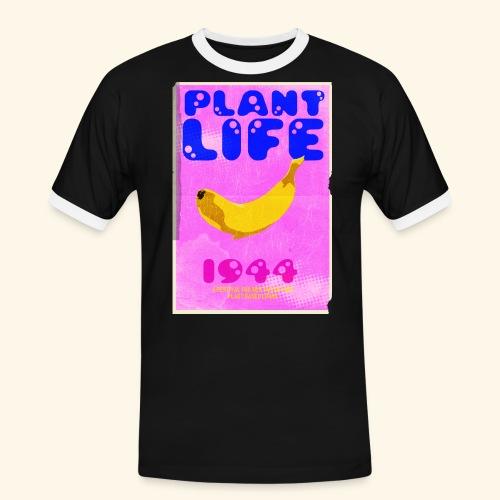 Plant Life - Men's Ringer Shirt