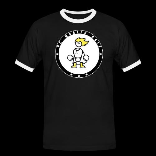 PC Master Race Emblem - Men's Ringer Shirt