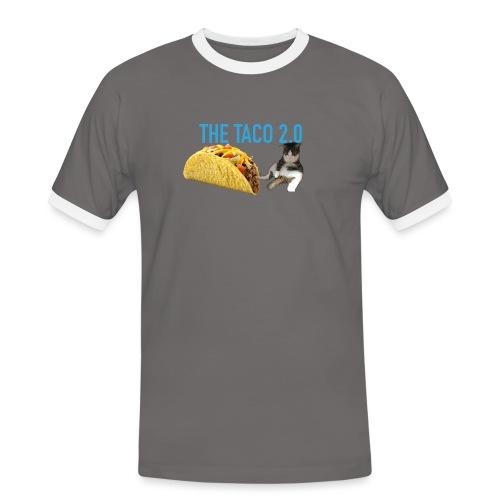 IMG 2232 - Kontrast-T-shirt herr