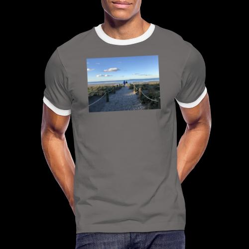 IMG 1651 - T-shirt contrasté Homme