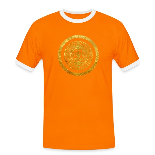 Ikko Ikki Mon Japanese clan - Men's Ringer Shirt