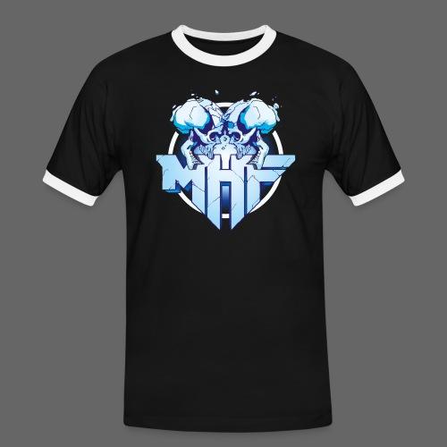 MHF New Logo - Men's Ringer Shirt