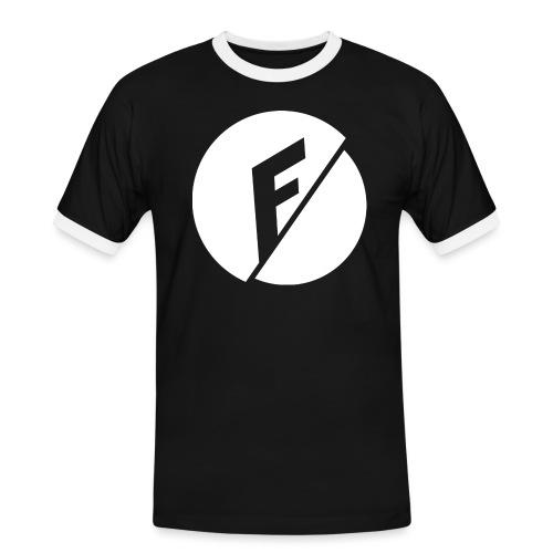 Felix Schorn Hoodie 2 - Männer Kontrast-T-Shirt