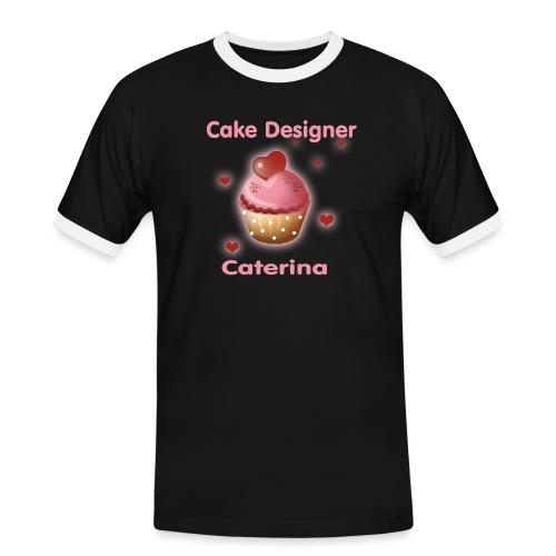 cupcakke - Maglietta Contrast da uomo