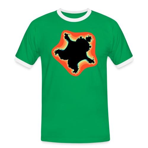 Burn Burn Quintic - Men's Ringer Shirt