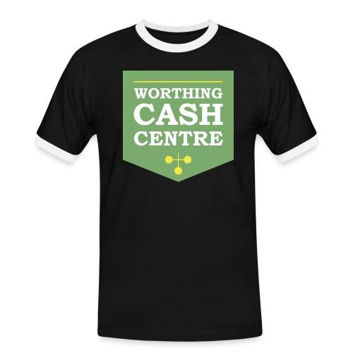 WCC - Test Image - Men's Ringer Shirt