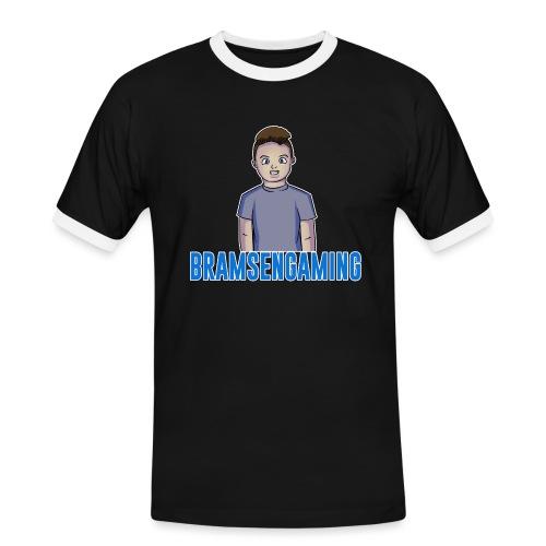 BramsenGaming 2017 - Herre kontrast-T-shirt