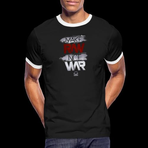 Official Rawstyle Nation - Mannen contrastshirt
