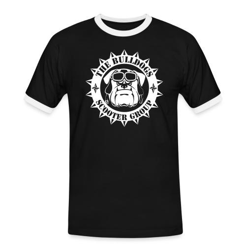 Bulldogs Scooter Group - T-shirt contrasté Homme