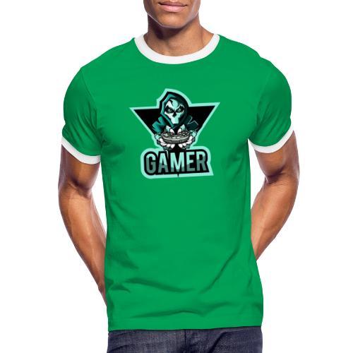 GAMER JOK - T-shirt contrasté Homme