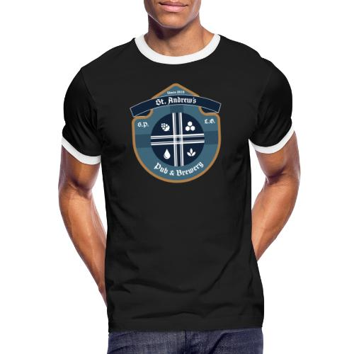St Andrews T-Shirt - Maglietta Contrast da uomo