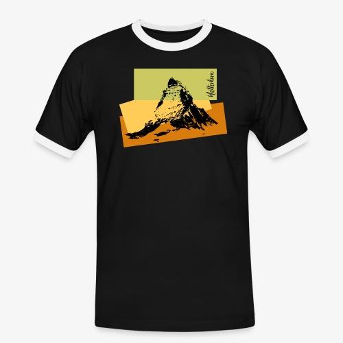 Matterhorn - Men's Ringer Shirt