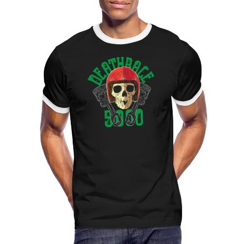 Deathrace5000 - Miesten kontrastipaita