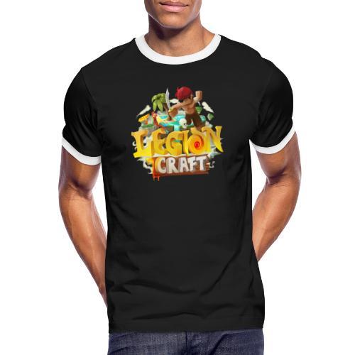 LegionCraft - T-shirt contrasté Homme